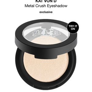 Kat Von D Makeup - Kat Von D Metallic Pearl Eyeshadow